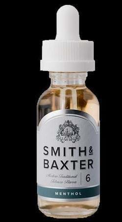 Menthol Tobacco by Smith & Baxter