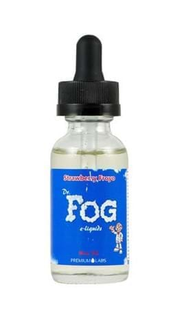 Strawberry Froyo E-Juice