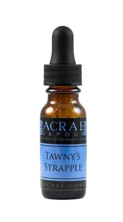 ACRAE Vapour Tawny's Strapple