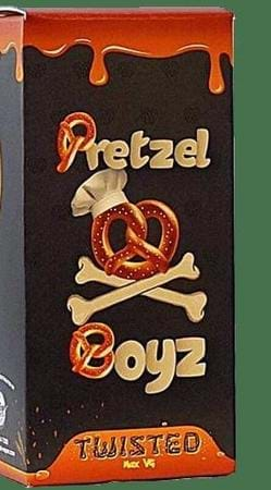 Pretzel Boyz Twisted