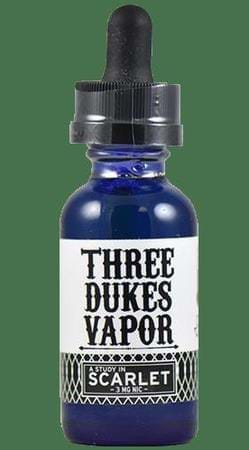 A Study In Scarlet by Three Dukes Vapor