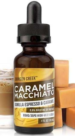 Johnson Creek Caramel Macchiato