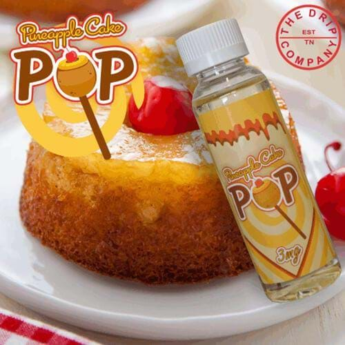 Pineapple Cake Pop Juice