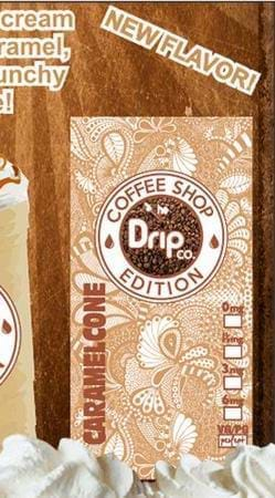 Caramel Cone by The Drip Company