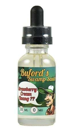 Strawberry Cream Twang ?? by Buford's Swamp Sauce