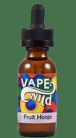 Vape Wild Fruit Hoops E-Juice Flavor