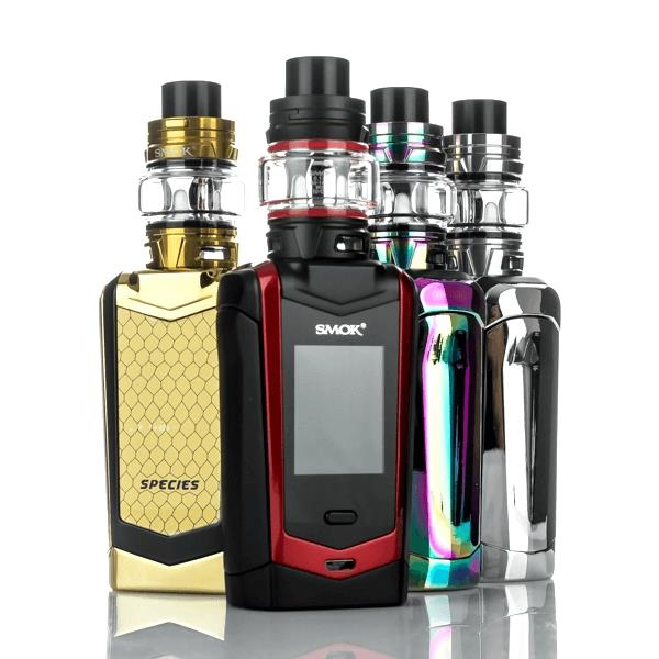 Species 230W Vape Starter Kit w/TFV8 Baby V2 Tank Hardware