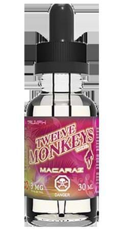 MacaRaz by Twelve Monkeys Vapor