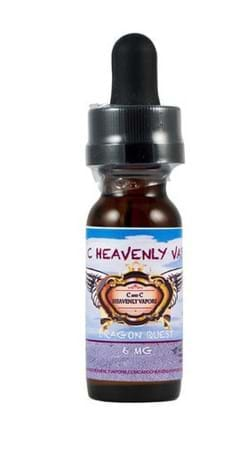 C and C Heavenly Vapors Dragon Quest E-Juice Flavor