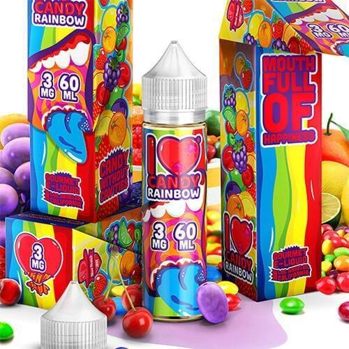 Rainbow by I Love Candy eJuice