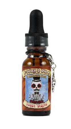 eJuice 2 Die 4 Sweet 'Stache E-Juice Flavor