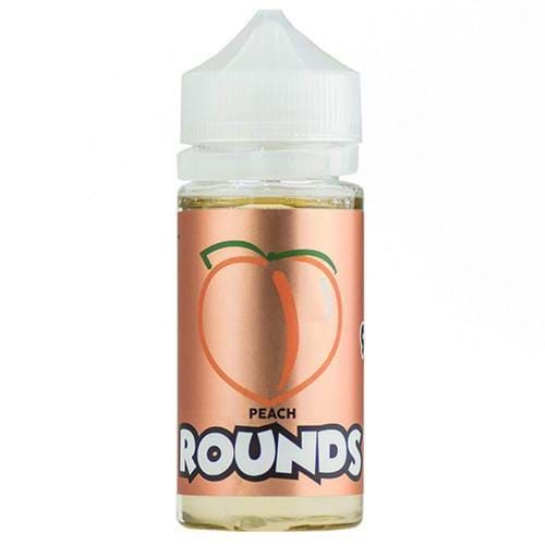 Peach Rounds by Rounds E-Liquid