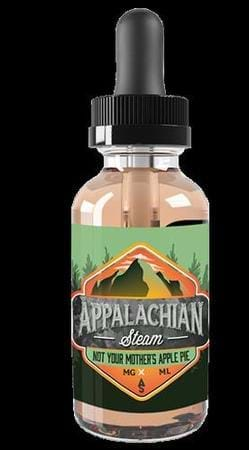Appalachian Steam Not Your Mothers Apple Pie E-Juice Flavor