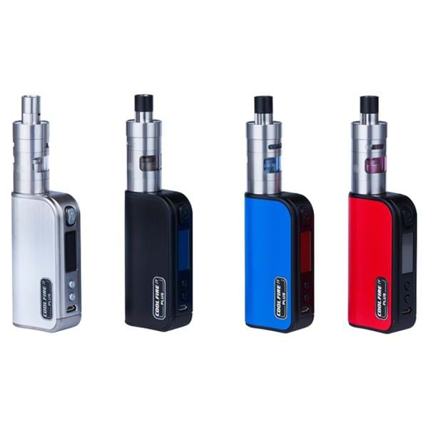Innokin Coolfire IV Plus 70W iSub Apex Starter Kit Hardware