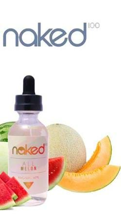 All Melon E-Juice