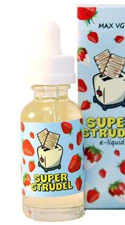 Strawberry Super Strudel Juice
