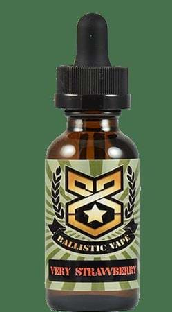 Ballistic Vape Very Strawberry
