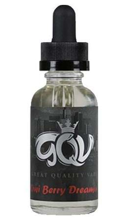 GQ Vapes Kiwi Berry Dreamin'