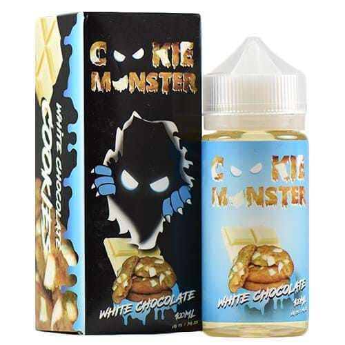 White Chocolate by Cookie Monster eJuice
