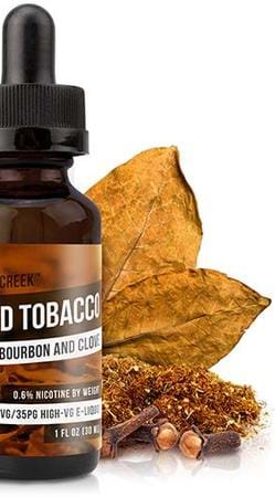 Cured Tobacco Juice