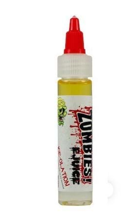 Zombies eJuice ICE-OLATION E-Juice Flavor