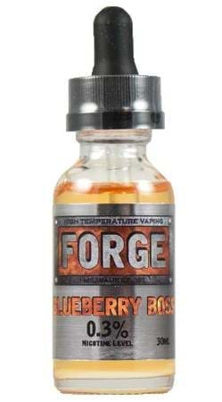 Blueberry Boss by Forge Vapor
