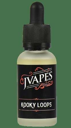 Jvapes E-Liquid Kooky Loops E-Juice Flavor
