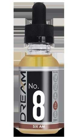 DREAM #08 Six AM E-Juice Flavor