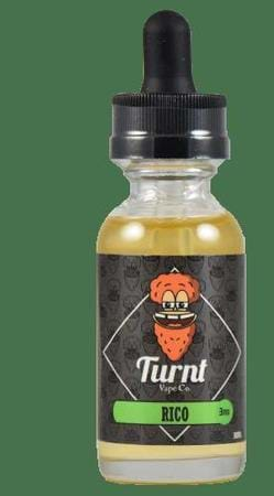 Turnt Vape Co. Rico E-Juice Flavor