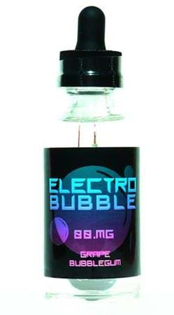 Grape Bubblegum by Electro Bubble