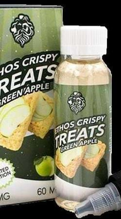 Apple Crispy Treat by Ethos Vapors