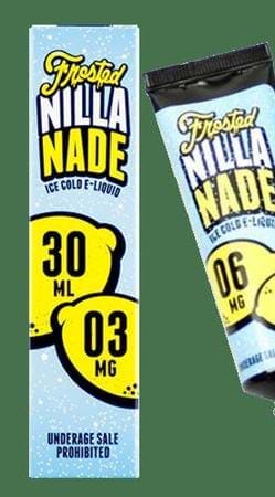 Frosted Nilla Nade - Tube Juice