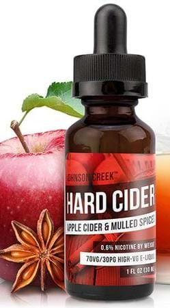 Hard Apple Cider E-Juice
