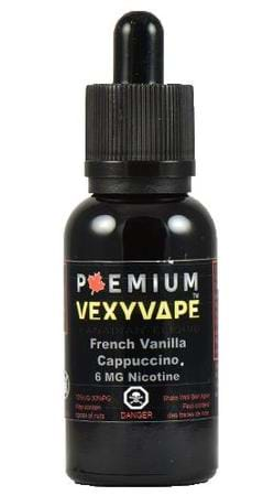 French Vanilla Cappuccino E-Juice