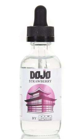 Strawberry Dojo Juice