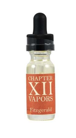Chapter XII Vapors Fitzgerald