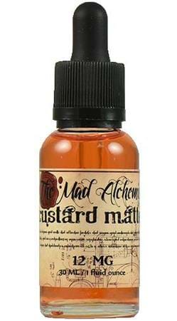 The Mad Alchemist Custard Matter