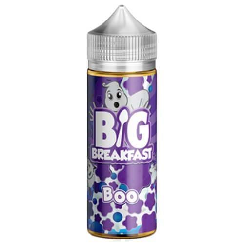 Boo by Big Breakfast eJuice