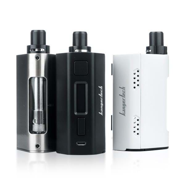 Kanger Cupti 2 All-In-One 80W Starter Kit Hardware