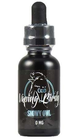 Snowy Owl by Vaping Birdy