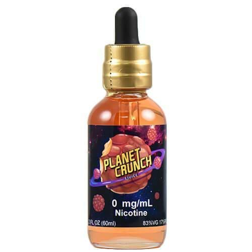 Planet Crunch by Liberated Liquids
