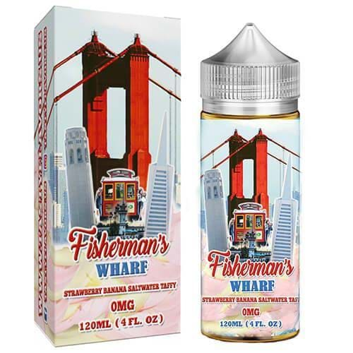 Fisherman's Wharf eLiquid by Fisherman's Wharf by Vape Fiends