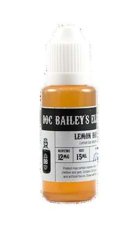 Doc Bailey's Elixir Lemon Barz