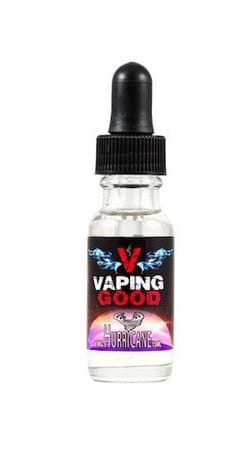 Vaping Good Hurricane E-Juice Flavor