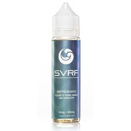 Refreshing by SVRF By SAVEURvape