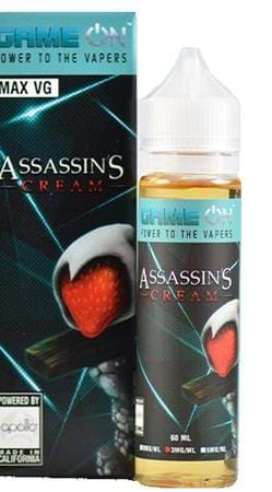 Assassin's Cream E-Juice