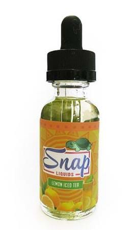 Snap Liquids Lemon Iced Tea