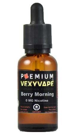 Berry Morning by VexyVape