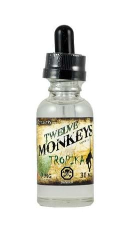 Twelve Monkeys Vapor Tropika