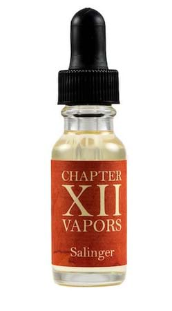 Salinger by Chapter XII Vapors